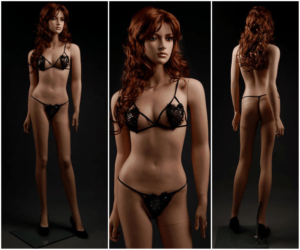 ZM-2611 - Camila - Sexy Realistic Female Shop Mannequin