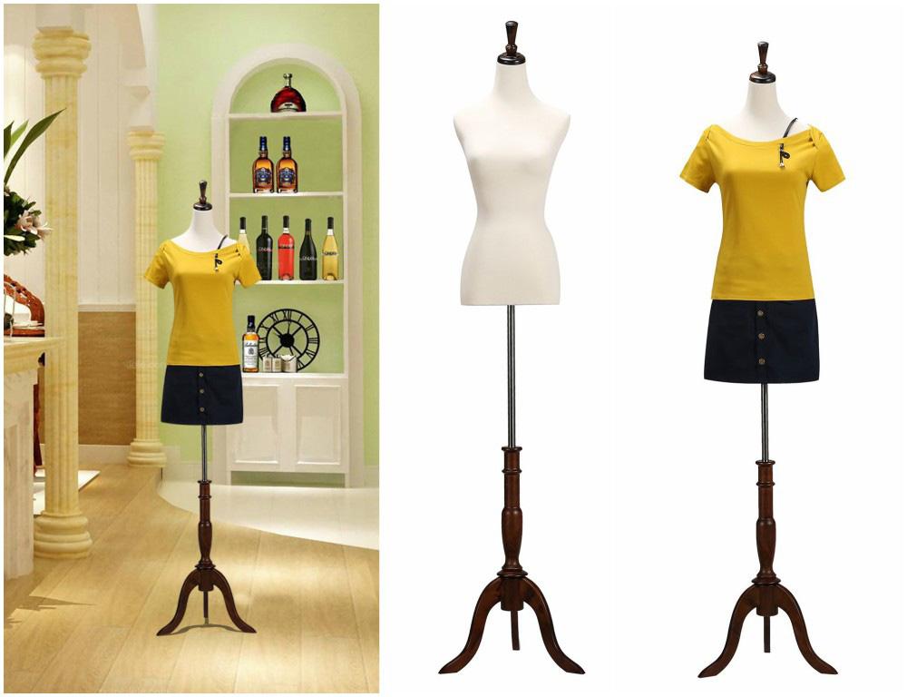 ZM-2701 - Willow - Beautiful Minimalist Bedroom Dress Form Mannequin Stand