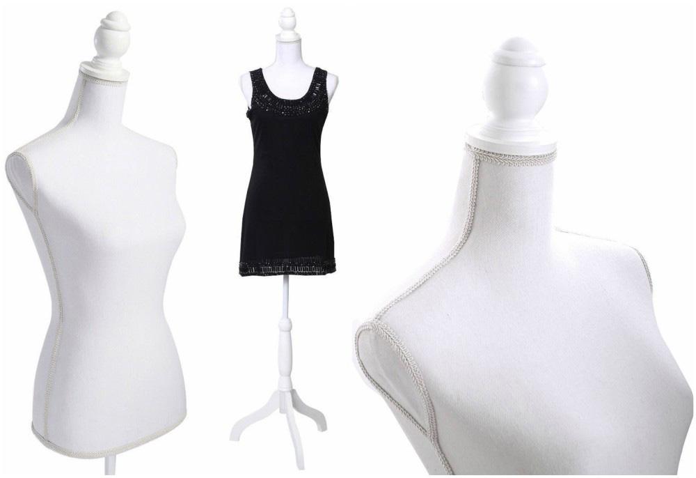 Zm 2704 Naomi Minimalist White Bedroom Mannequin Dress Form