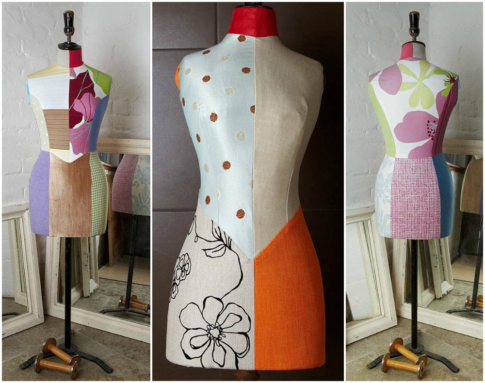 ZM-2712 - Aurora - Cute Indie Decorative Bedroom Dress Form Mannequin