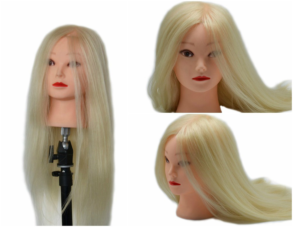 ZM-1703 - Keira - Cute Silicone Mannequin Girl Head