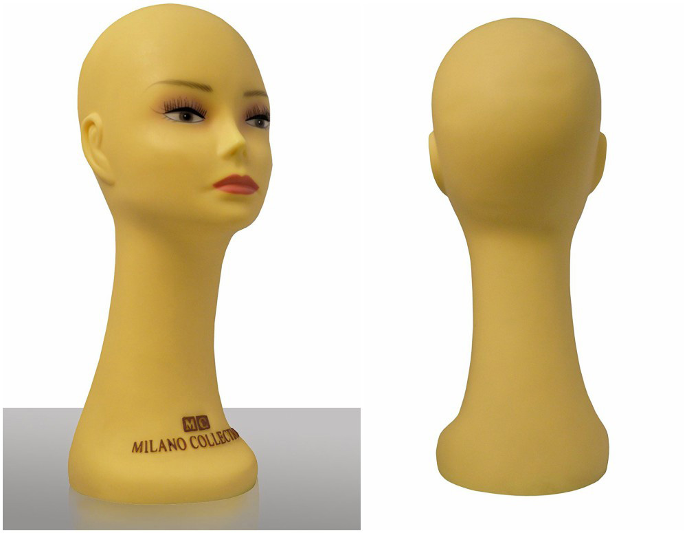 ZM-1706 - Luna - Creative Abstract Silicone Mannequin Head