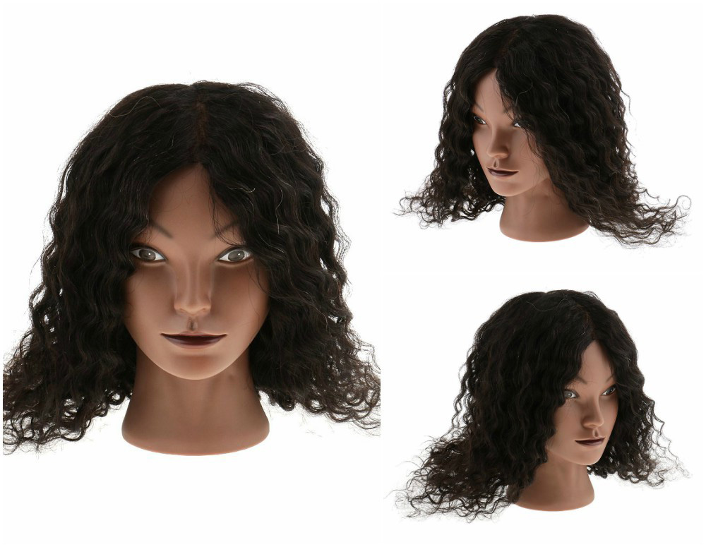 ZM-1707 - Lauren - Realistic Silicone Mannequin Head