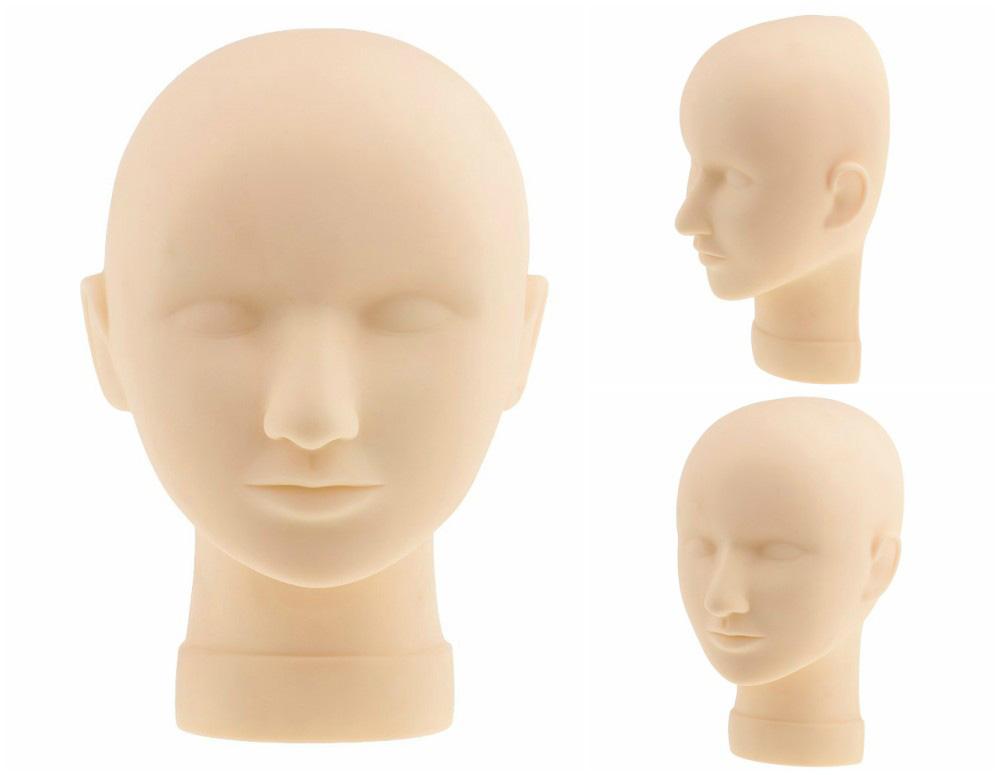 ZM-1713 - Quinn - Semi-Realistic Silicone Mannequin Head