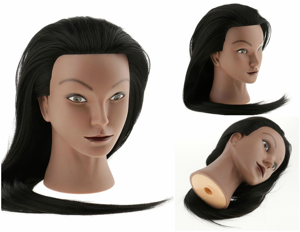 ZM-1715 - Hailey - Realistic Silicone Mannequin Head