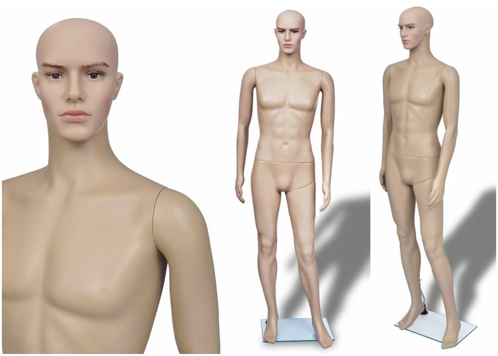 ZM-2101 - Jasper - Adult Male Realistic Mannequin