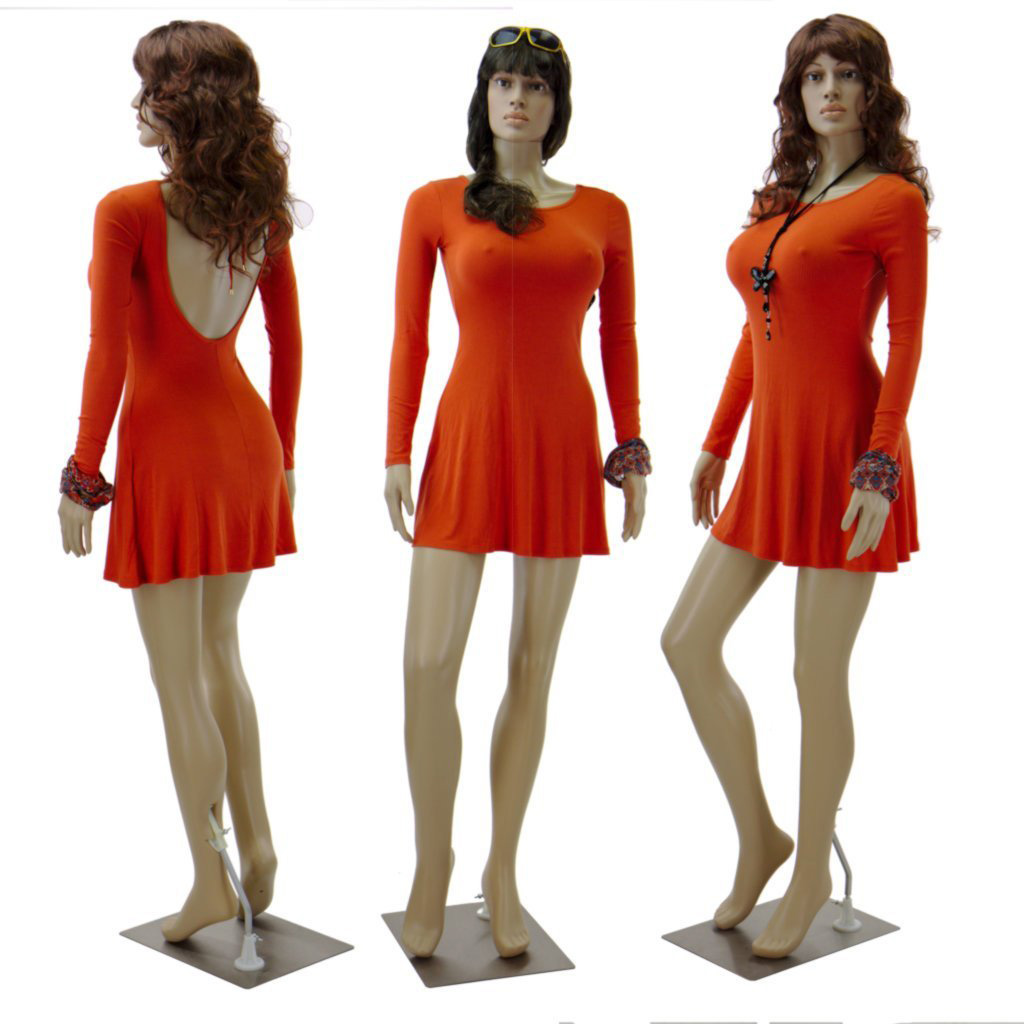 ZM-2104 - Christine - Realistic Full Body Female Adult Mannequin