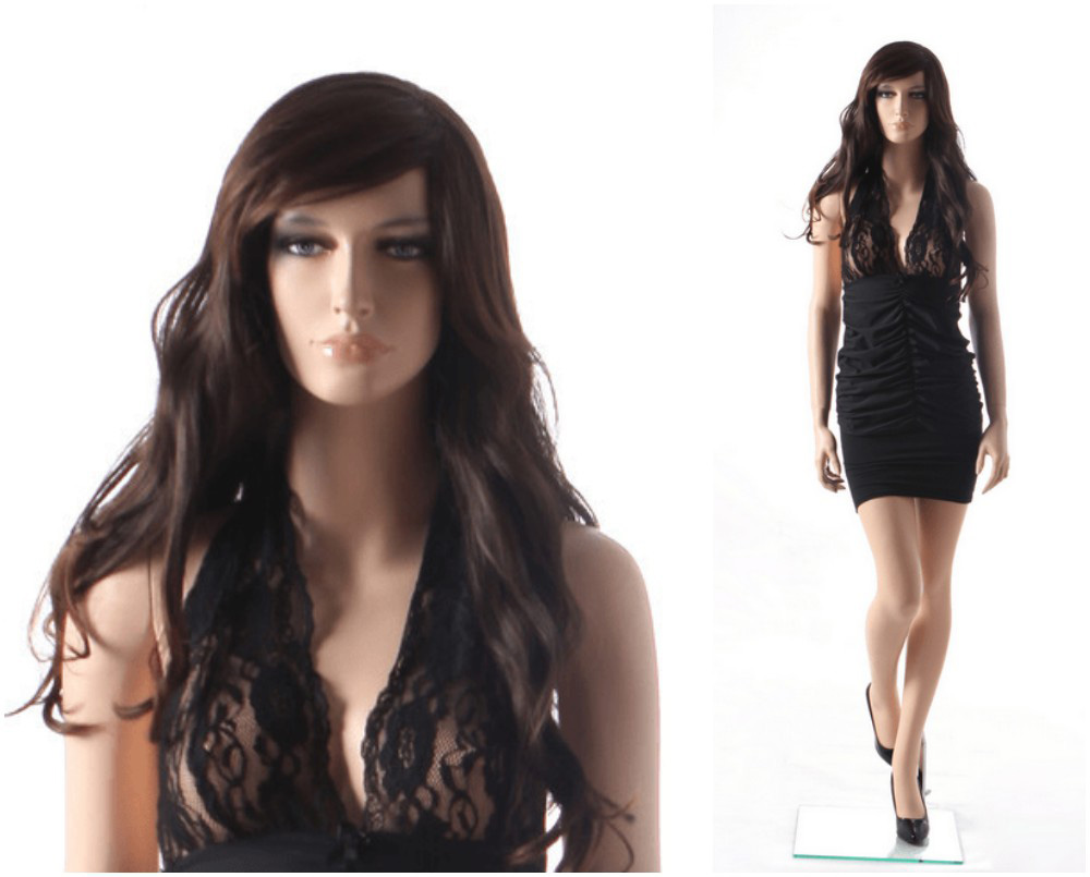 ZM-2115 - Brenna - Realistic Tall Female Adult Mannequin