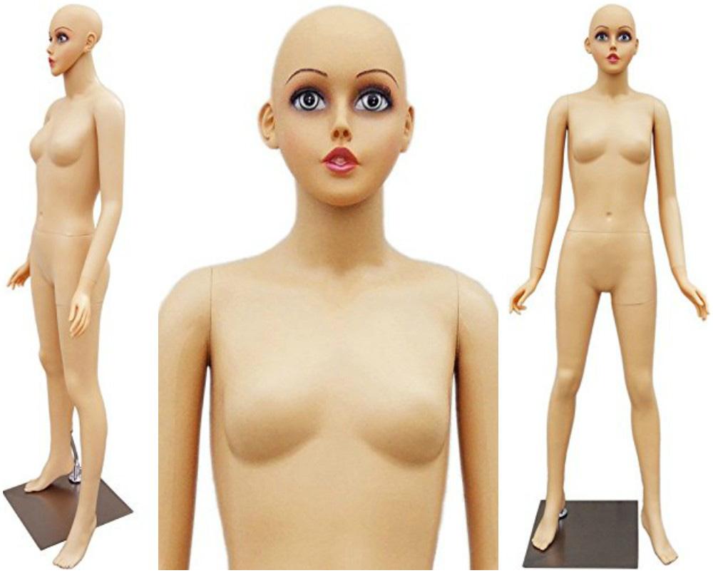 ZM-2206 - Dalary - Expressive Teen Girl Mannequin