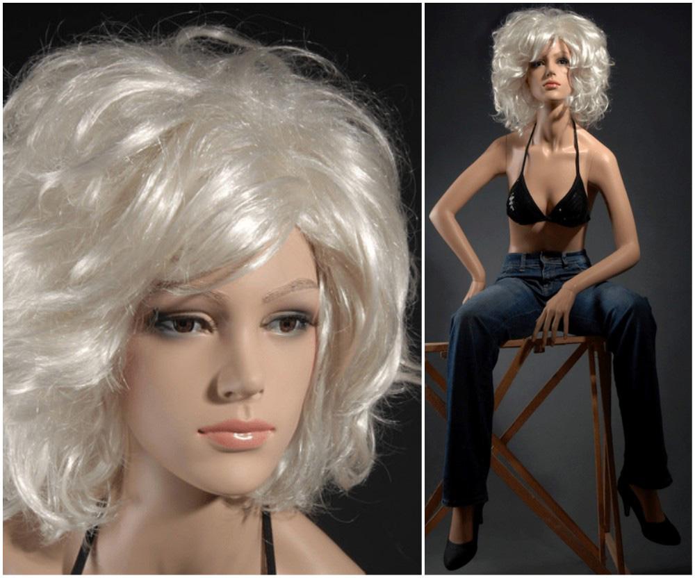 ZM-2508 - Layla - Realistic Posing Female Fashion Mannequin