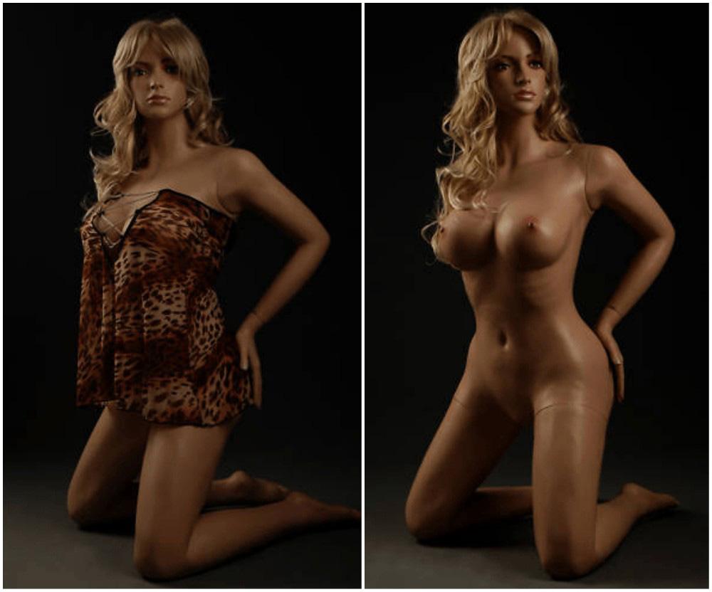 ZM-2513 - Riley - Sexy Posing Female Fashion Mannequin