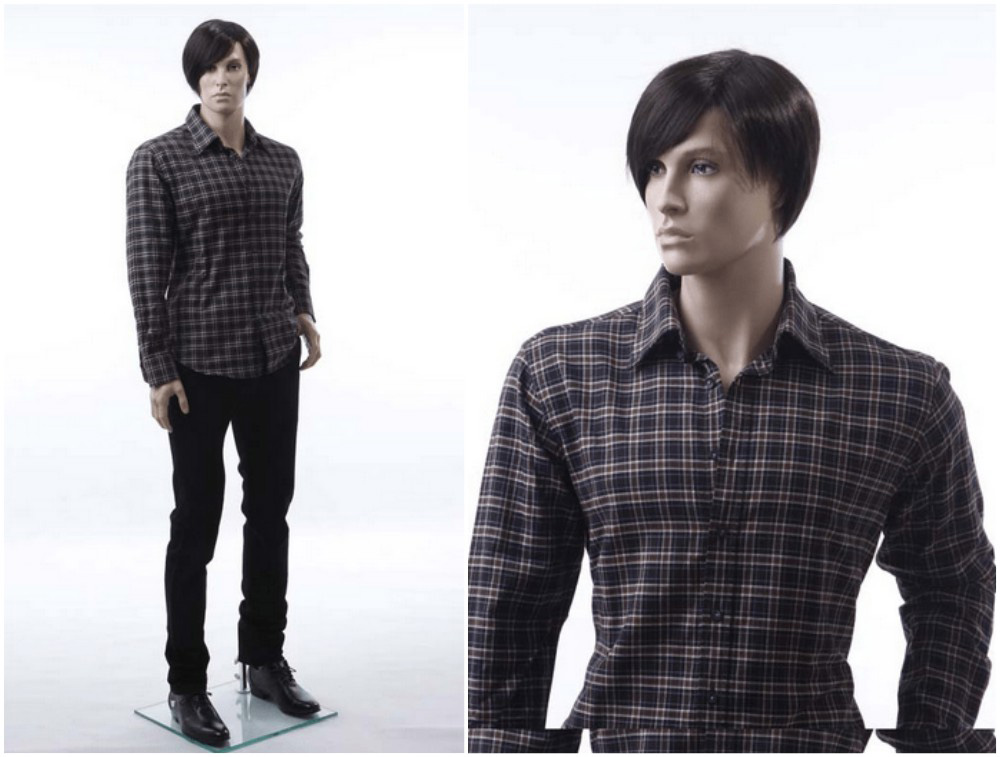 ZM-310 - Brian - Realistic Male Mannequin