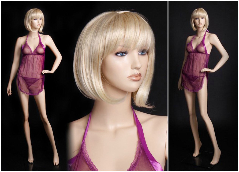 ZM-314 - Chloe - Sexy Tan Realistic Female Mannequin