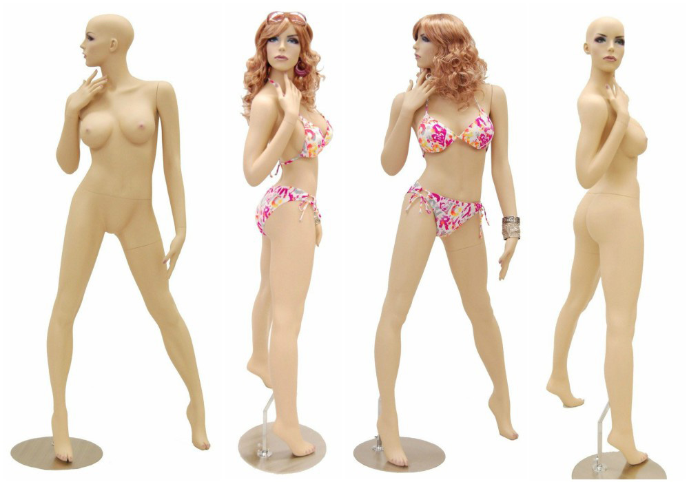 ZM-811 - Lila - Sexy Swimsuit Presentation Female Mannequin