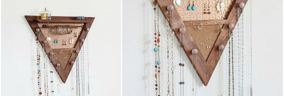 The Best Hanging Jewelry Organizers