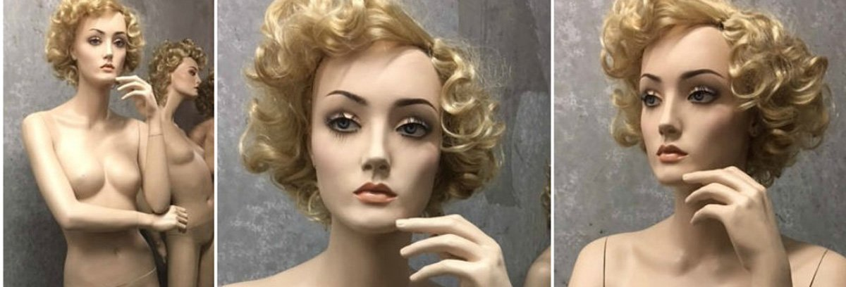 Best Vintage Mannequins