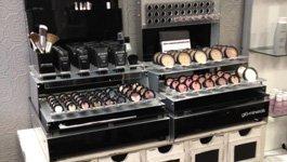 Beauty & Makeup Displays