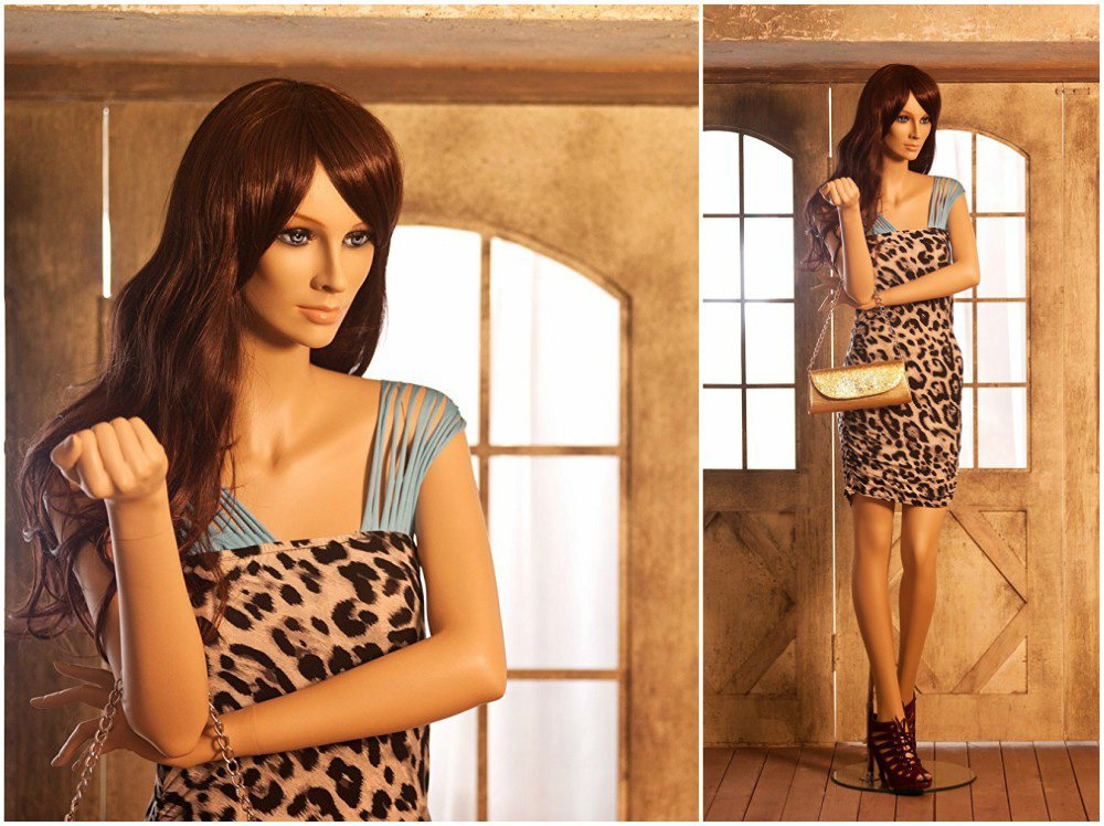 Arabella - Elegant Attractive Tall Female Mannequin