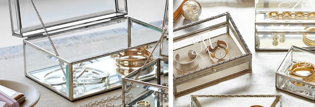 The Best Clear Jewelry Boxes