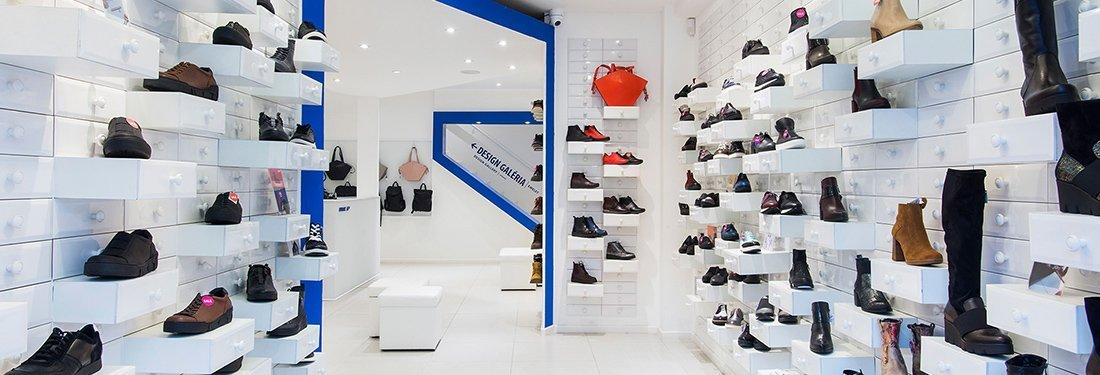 The Best Footwear & Shoe Displays