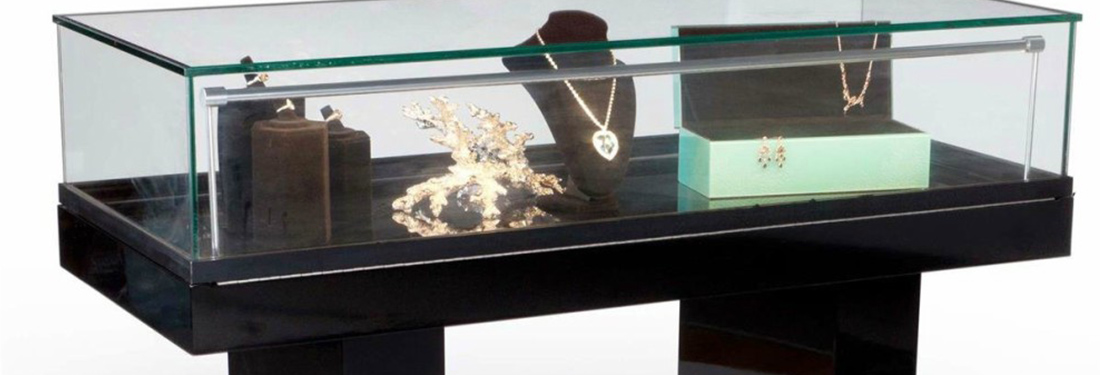 The Best Jewelry Glass Display Cases
