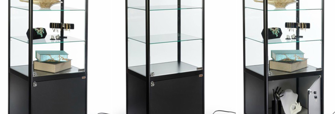 The Best Jewelry Tower Display Cases