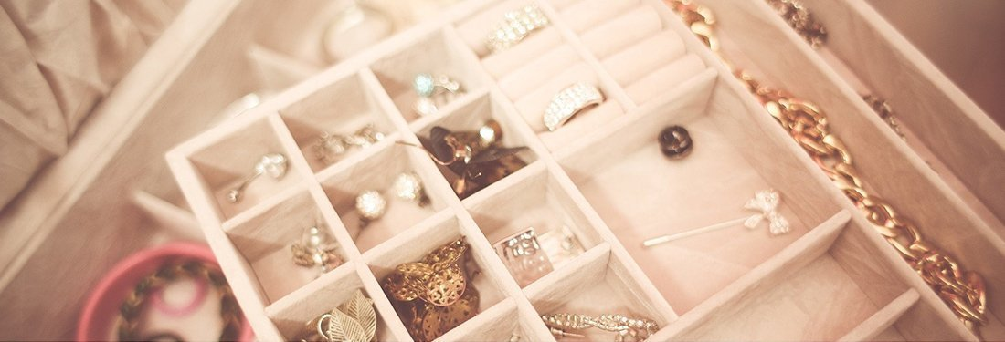Creative Jewelry Organization Ideas