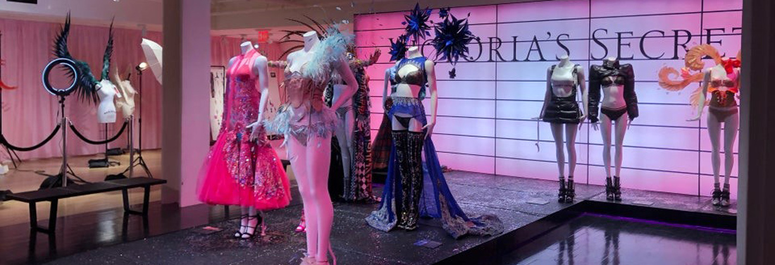 Creative Lingerie Store Designs & Design Ideas