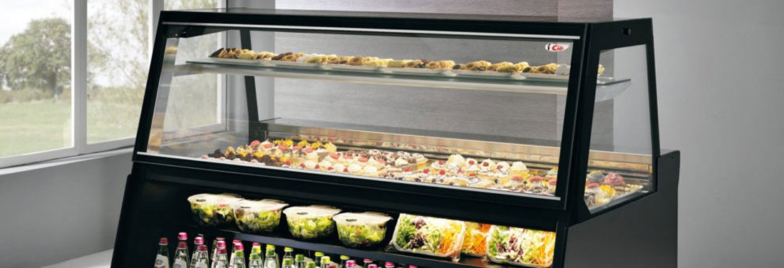 Food Display Cases
