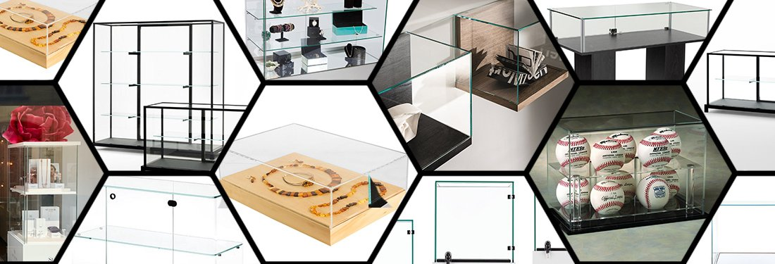 Types of Display Cases